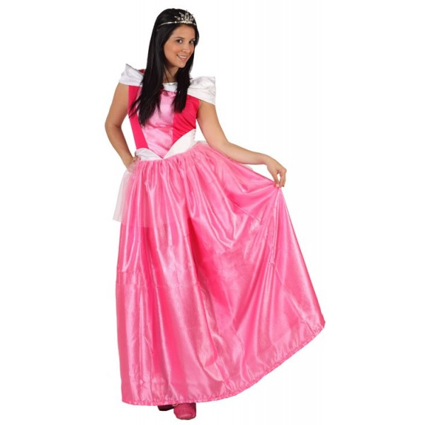 Robe princesse belle adulte