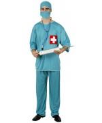 Deguisement docteur homme - uniforme - WA252S