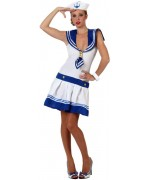 costume de marin pour femme - deguisement adulte - WA269S