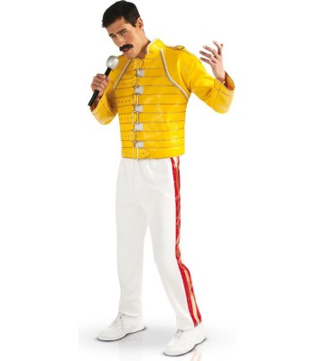 Déguisement Freddy Mercury adulte