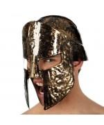 casque guerrier spartiate - accessoire deguisement