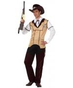 Deguisement sherif adulte -  WA276S - deguisement far west