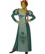 deguisement fiona - dessin animé Shrek