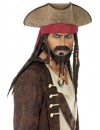 chapeau pirate avec dreadlocks - BZ141A