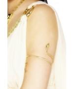 bracelet egyptien or - accessoire deguisement