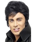 perruque Elvis Presley - accessoire deguisement adulte