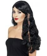 mèche indienne - accessoire pour cheveux
