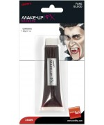 Faux sang en tube - maquillage zombie, vampire