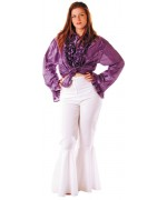 pantalon disco pour femme - FA020