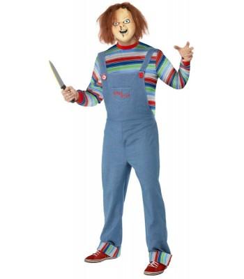 Déguisement Chucky adulte