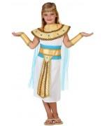 Déguisement égyptienne fille, la reine du Nil