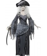 Déguisement princesse pirate halloween - BZ150S