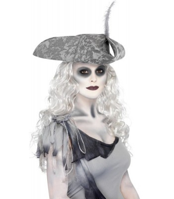 Maquillage pirate fantome halloween