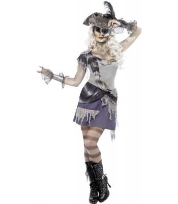 Déguisement pirate fantome halloween