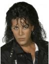 perruque Michael Jackson bad - accessoire déguisement