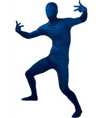 Déguisement frottman bleu