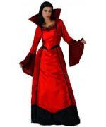 déguisement vampire diabolique - costume halloween femme grande taille