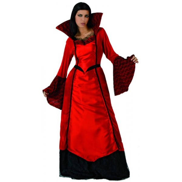 d guisement vampire diabolique femme la magie du deguisement achat costumes halloween. Black Bedroom Furniture Sets. Home Design Ideas