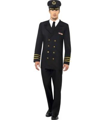 Déguisement officier marin