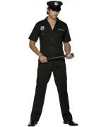 deguisement policier adulte - BZ154S
