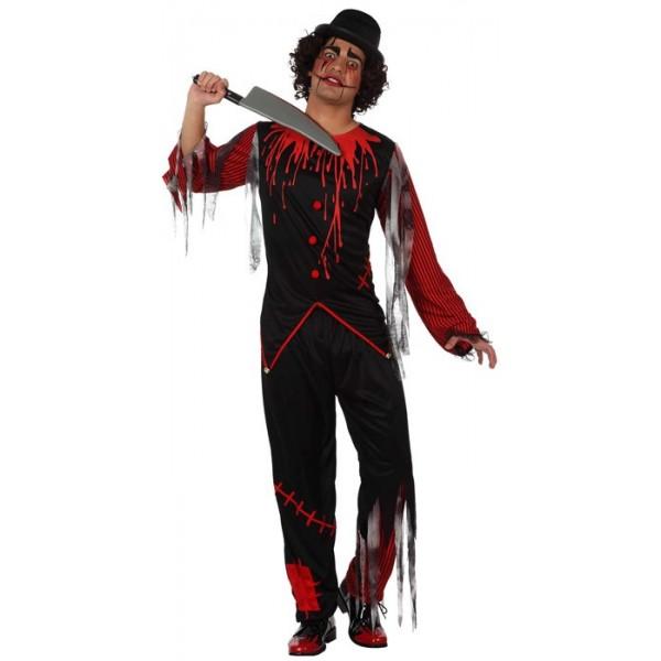 d guisement clown halloween la magie du deguisement. Black Bedroom Furniture Sets. Home Design Ideas