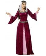 déguisement médiéval femme - Marion princesse médiévale