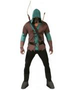 Déguisement d'archer pour homme, incarnez un héros de serie TV ou de dessin animé tel que Arrow ou Robin des bois