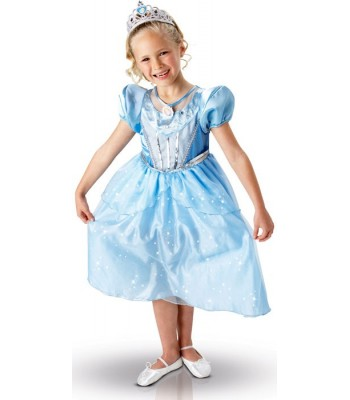 Déguisement Cendrillon princesse Disney enfant