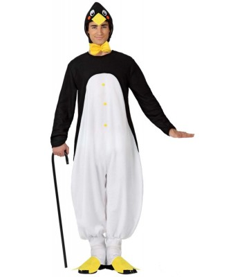 Déguisement pingouin homme adulte