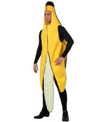 Déguisement de banane adulte