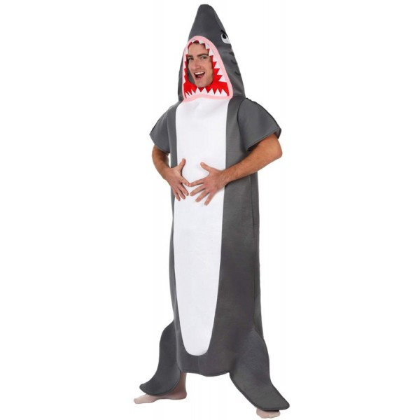 D guisement requin adulte la magie du deguisement achat - Requin rigolo ...