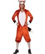 deguisement de renard pour homme, le plus rusé des animaux