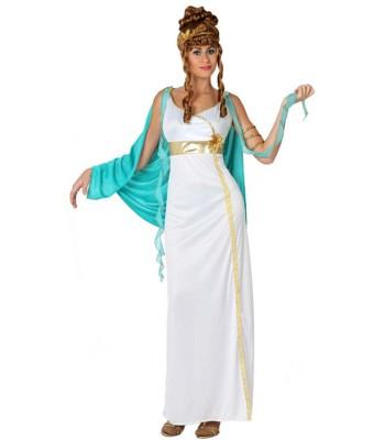 Déguisement romaine bleue adulte