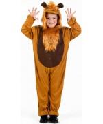 déguisement de lion pour enfant de 3 à 12 ans - deguisement animal