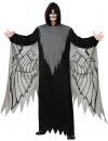 Déguisement ange noir halloween