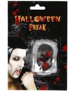 Fausses dents de vampire en plastique idéal pour les vampires à halloween