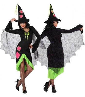 Déguisement sorcière fashion adulte