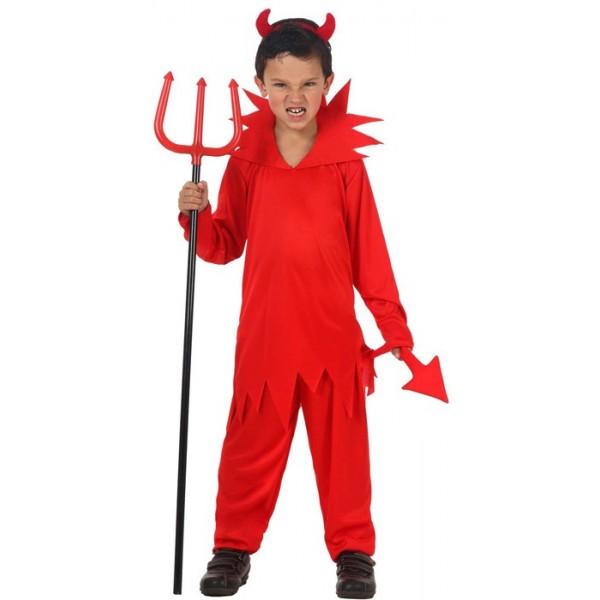 d guisement diable enfant halloween la magie du deguisements location costumes enfants. Black Bedroom Furniture Sets. Home Design Ideas