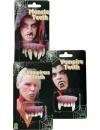 Dentier de monstre halloween et dents de vampire pour homme ou femme