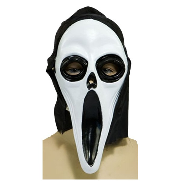 masque fantome halloween la magie du deguisement achat costumes et deguisements. Black Bedroom Furniture Sets. Home Design Ideas