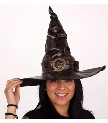 Chapeau sorcière adulte halloween
