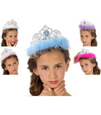 Couronne de princesse fille