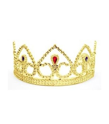 Couronne princesse or