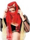 Chapeau de princesse orientale
