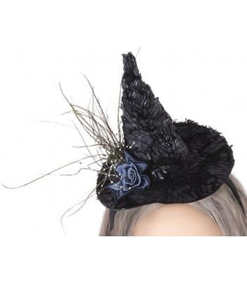 Mini chapeau de sorcière halloween