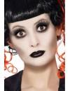 maquillage gothique halloween pour femme
