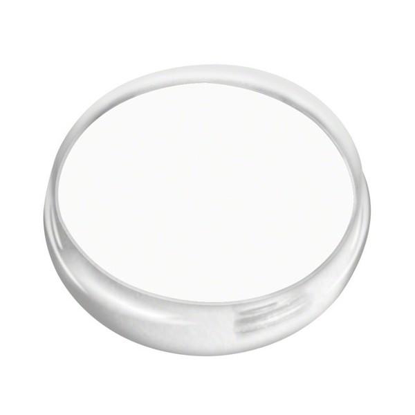Maquillage blanc visage et corps la magie du deguisement achat costumes et accessoires - Maquillage blanc visage ...