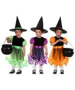 déguisement bébé sorcière halloween, 12 à 24 mois