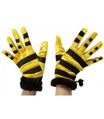 Gants abeille
