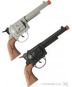 pistolets cowboy plastique - accessoire deguisements western